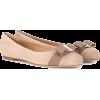 SALVATORE FERRAGAMO suede ballerinas - scarpe di baletto - 475.00€