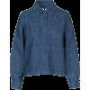 SAMSOE SAMSOE denim jacket - Jacket - coats -