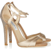 Sandals Gold - Sandals -