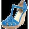 Wedges Blue - Wedges -