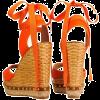 Wedges Orange - Wedges -