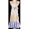 SANDRO PARIS Rosanda striped flared dres - Dresses -