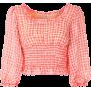 SANDY LIANG Moana top - Long sleeves shirts -
