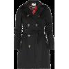 SARA BERMAN Jacket - coats Black - Jacket - coats -