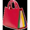 SARA BATTAGLIA Toy tote bag - Messenger bags -