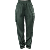 SATIN JOGGERS - Track suits -