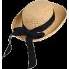 SCALA organic crocheted rafia hat - Hat -