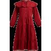 SEA red dress - Vestiti -