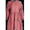 SEA red dress - 连衣裙 -