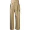 SEE BY CHLOÉ City high-waisted cargo tro - Capri & Cropped -