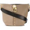 SEE BY CHLOÉ 'Gaia' shopper in a color b - Messenger bags -