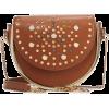 SEE BY CHLOÉ Mara Mini leather shoulder - Kleine Taschen -