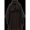 SEE BY CHLOÉ  Tie-neck ribbed wool-blend - Jakne i kaputi -