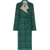 SEE BY CHLOÉ double-breasted check trenc - Jacket - coats -