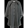 SEE BY CHLOÉ oversized cape coat - Jacket - coats -