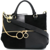 SEE BY CHLOÉ patchwork tote bag - Messenger bags - $452.00