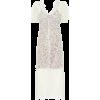 SELF-PORTRAIT Camellia lace midi dress - Vestidos -