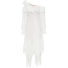 SELF-PORTRAIT Daisy embroidered dress - Vestidos -