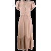 SELF-PORTRAIT blush light pink dress - Dresses -