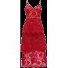 SELF-PORTRAIT red dress - Dresses -