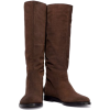 SERGIO ROSSI Suede boots   - Boots - $500.00