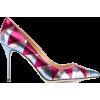 SERGIO ROSSI printed pumps - Klasyczne buty -