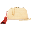 SERPUI / bespoke Raffia mini bag - Torbe z zaponko -