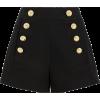 SHORTS BLACK - Shorts -