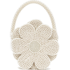 SHRIMPS  Buttercup faux pearl-embellishe - Hand bag -
