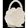 SHRIMPS  Buttercup faux pearl-embellishe - Hand bag -
