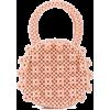 SHRIMPS Selena tote bag - Hand bag -