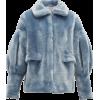 SHRIMPS Zio faux fur jacket - Jacket - coats -