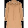 SHUSHU/TONG ruffle-trim coat - Giacce e capotti -