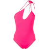 SIAN SWIMWEAR asymmetric swimsuit - Swimsuit -