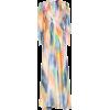 SIES MARJAN Virginia printed silk maxi d - ワンピース・ドレス -