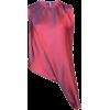 SIES MARJAN asymmetric sleeveless top - Majice bez rukava -