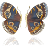 SILVA FURMANOVICH butterfly earrings - Earrings -