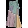 SILVIA TCHERASSI multicolor skirt - Spudnice -