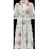 SIMONE ROCHA light blue printed dress - 连衣裙 -