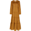 SIR THE LABEL lace maxi dress - Vestidos -