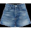 SLVRLAKE denim shorts - Shorts -