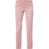 S.OLIVER Coloured Shaping Slim Fit Jeans - Spodnie Capri -