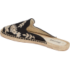 SOLUDOS Tuileries smoking slipper - scarpe di baletto -