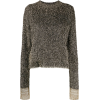 SONIA RYKIEL metallized jumper - Pullovers -