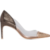 SOPHIA WEBSTER Daria 85mm glittered pump - Klasične cipele -