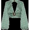 S/O - 半袖衫/女式衬衫 -