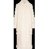 STAND STUDIO Patrice faux-shearling midi - Jacket - coats -