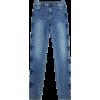 STAR EMBELLISHED SKINNY JEANS - Jeans - $34.97  ~ 30.04€