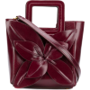 STAUD Shirley flower detail tote bag - Torbice -