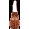 STAUD brown bag - Hand bag -